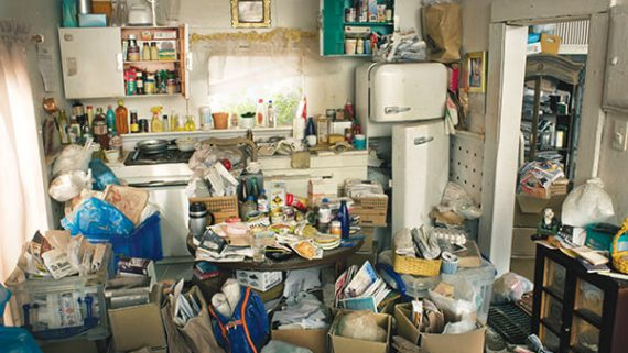 Gross Filth, Hoarders & Clutter Cleanups