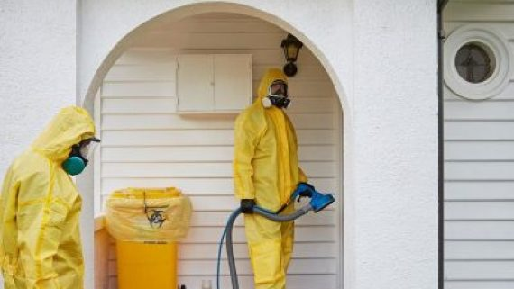 Meth Lab Clean Up & Testing Service | New South Wales