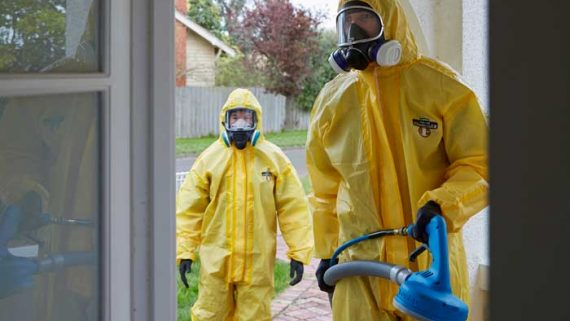Forensic Cleaning Technicians